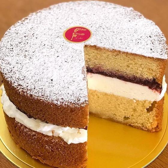 ビクトリアサンドケーキ