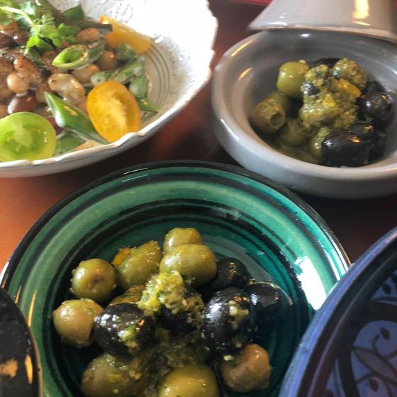 スパイス大好き☆ヘルシーでおしゃれなモロッコ料理レッスン