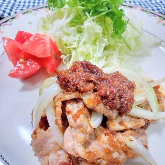 定番をもっと美味しく「豚肉の生姜焼き」