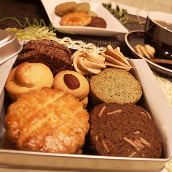 プティ・フール・セック ~焼き菓子の詰め合わせ~