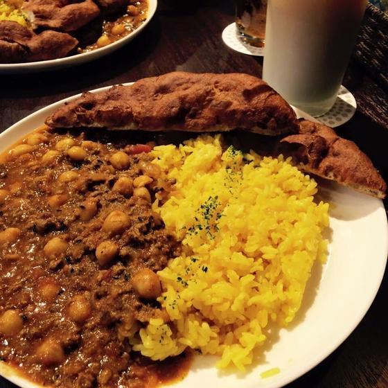 acca xerowgひき肉と豆のネパールカレーレッスン