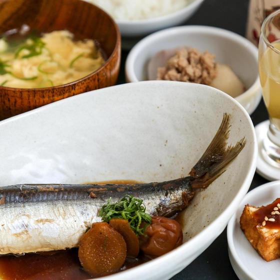 鰯の梅煮で煮魚のいろはを学んでみよう!