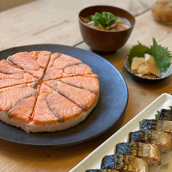 北陸に行った気分!お土産の定番・ますの寿司と焼き鯖寿司