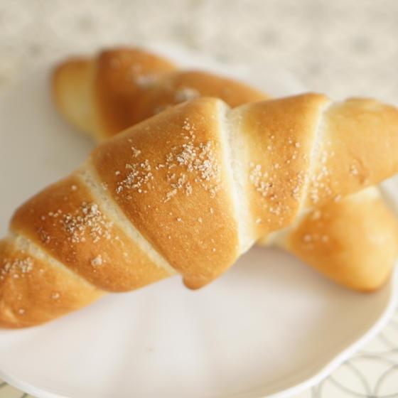 人気の!塩パン