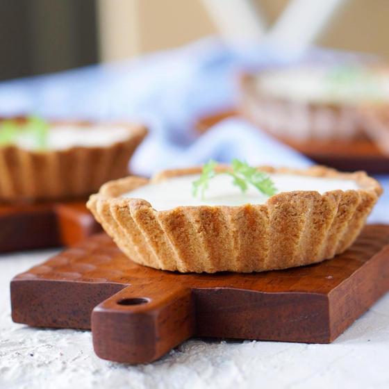 グルテンフリー米粉タルト~チーズヨーグルト~