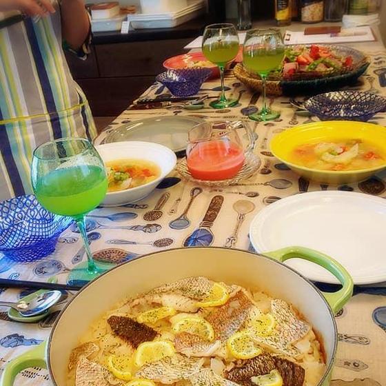 ◆1種の魚で3つの料理を作ろう!◆1fish→3dish