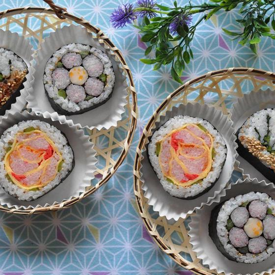 飾り巻き寿司技能3級講座