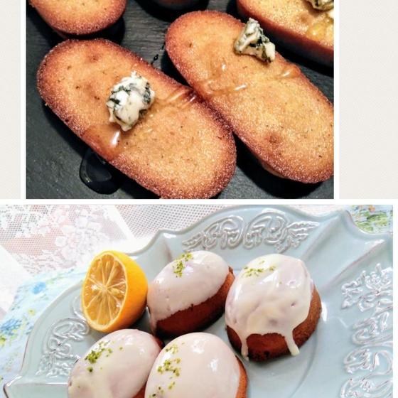 追加日程!フロマージュのフィナンシェ&ふんわりレモンケーキ