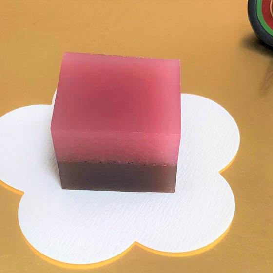 新春の和菓子「あけぼの」