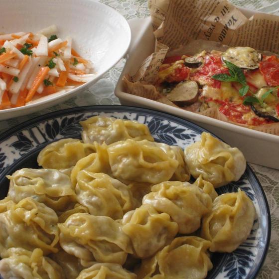 世界のごはん:カザフスタン料理