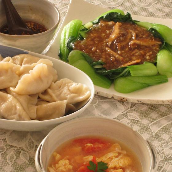 世界のごはん 3月:中国料理