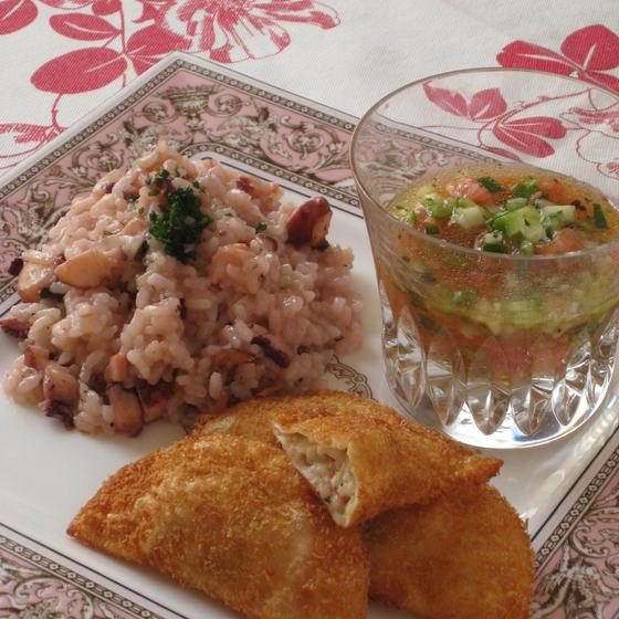 世界のごはん:ポルトガル料理