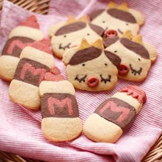 【追加日程】オンラインレッスン:モウモウ君くむクッキー