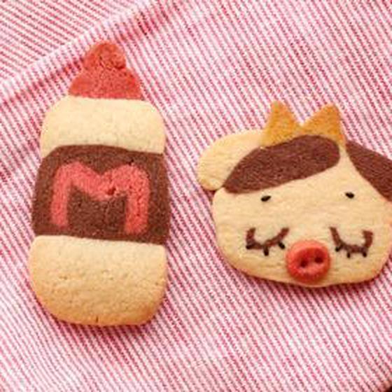 【追加日程】オンラインレッスン:哺乳瓶くむクッキーレッスン