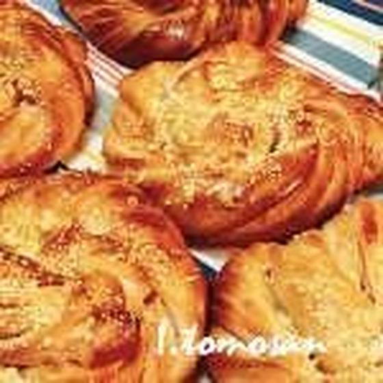 ウィンナーツォップ&いちごマーブルパン<瀬戸教室開催>