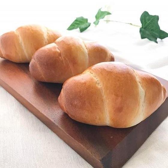 新パンBasicコース 惣菜パン基本成型とロールパン成型