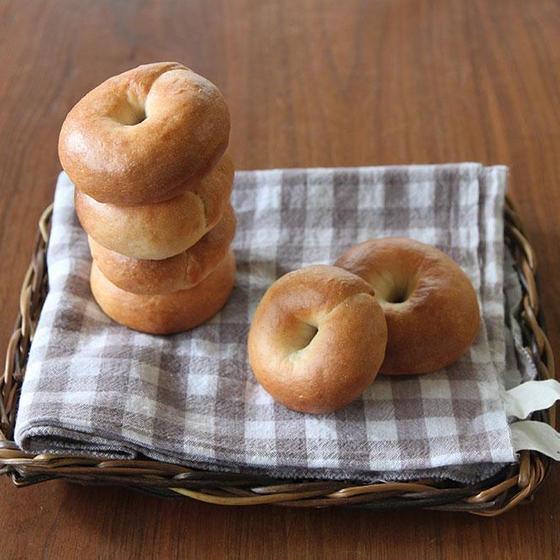 【おうちパン講座】ちょい足し酵母レシピ ベーグル