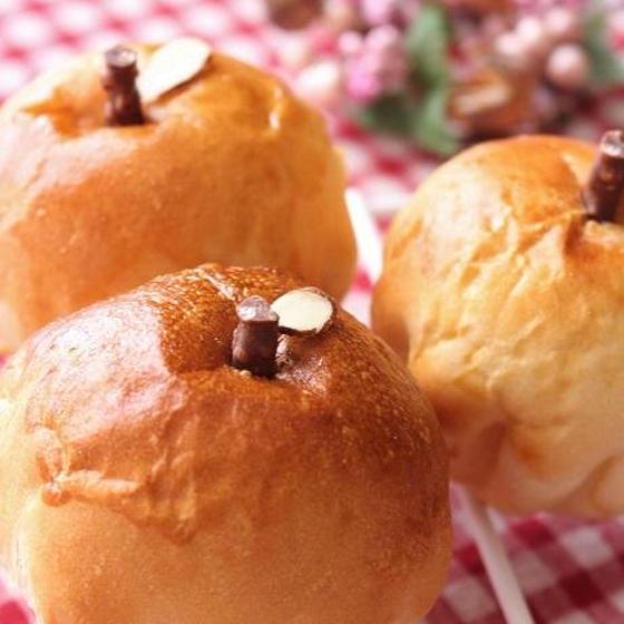 【オンラインレッスン】りんごパン
