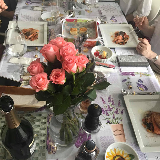 """限定企画""""フランス食材deお食事会""""待望の⁈レシピ化レッスン"""