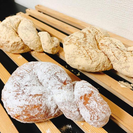 6月のメニュー 揚げパン(上級レベル)