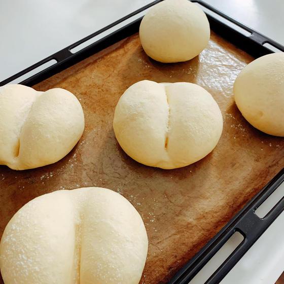 オンラインレッスン ハイジの白いパン