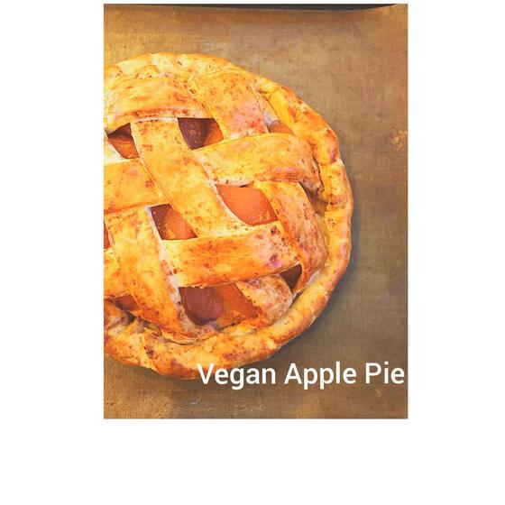 Vegan  アップルパイ