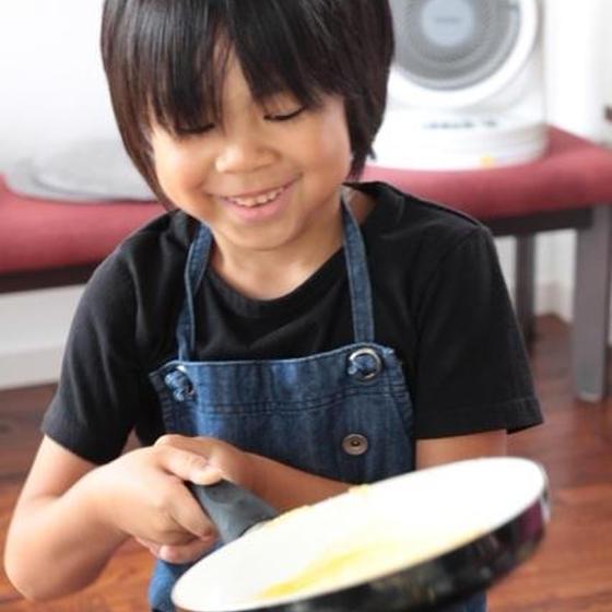 夏休み 子ども料理教室 お弁当を作ろう♪