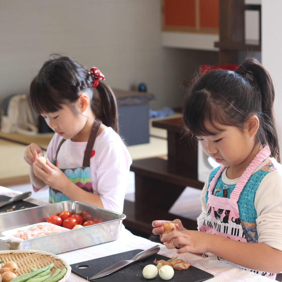 子ども料理教室 おいしいから揚げレッスン