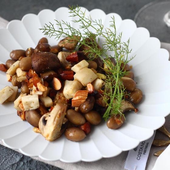 スパイストマトカレー/豆料理でホームパーティーレッスン