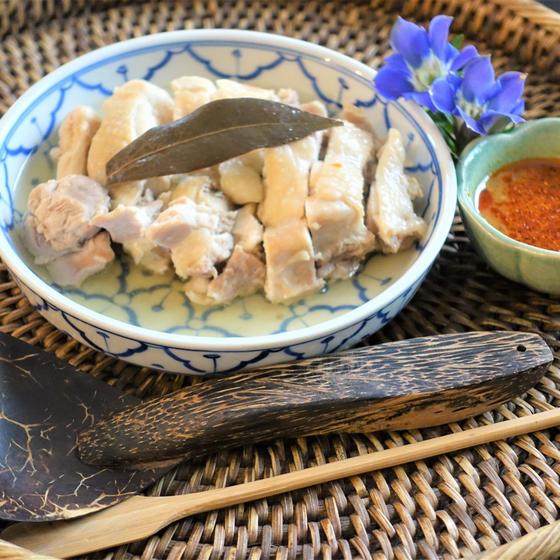 【体験レッスン】ご飯がススム!鶏肉のナムプラー煮込み