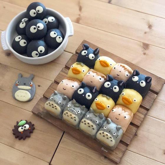 スペシャルレッスン☆ちぎりパンとプチデコパン
