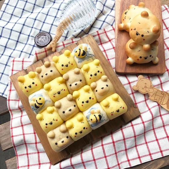 サマーレッスン☆デコパンとちぎりパン