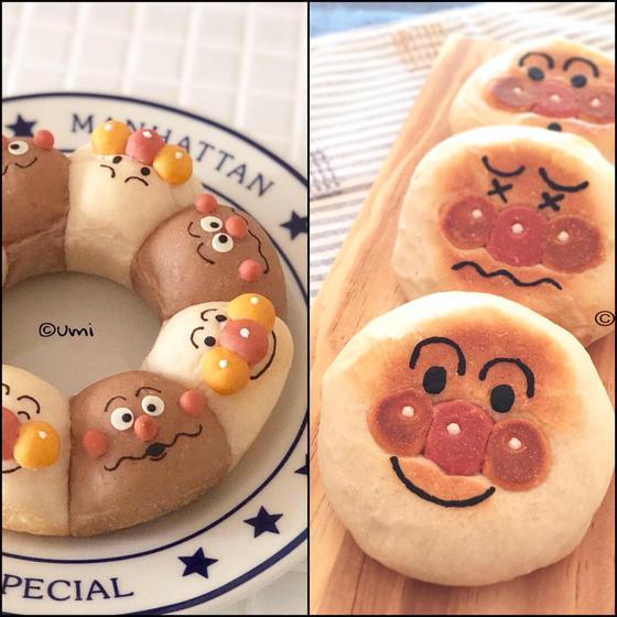スペシャルレッスン☆デコパンとちぎりパン