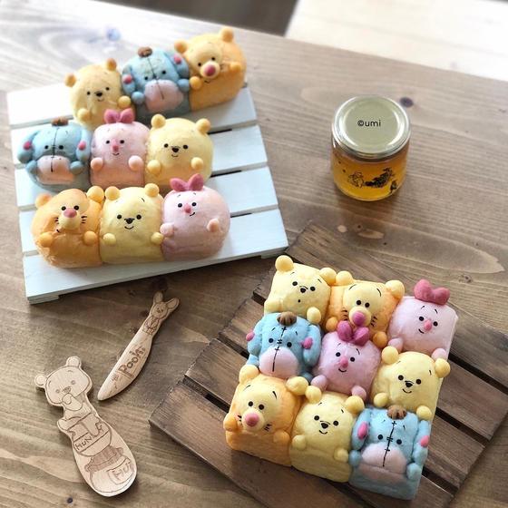 スペシャルレッスン☆ちぎりパンとドッグパン型ちぎりパン