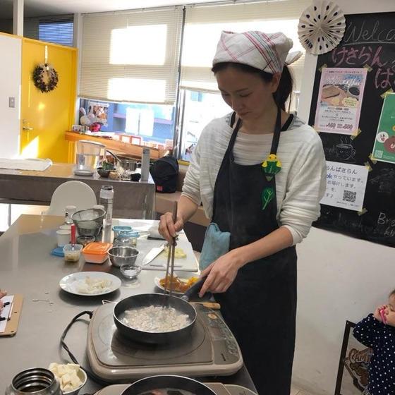 幼児食で作るアート鍋教室