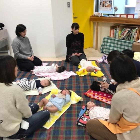 助産師とべビマ&ランチの会
