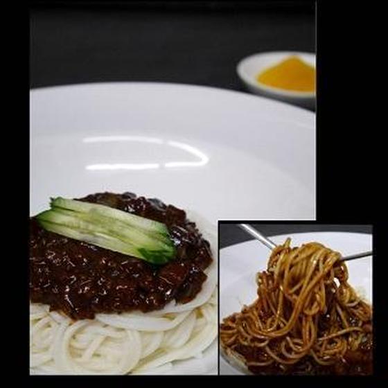 韓国家庭料理 ジャージャー麺レッスン