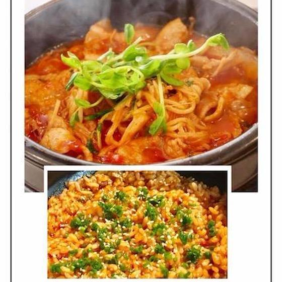 韓国家庭料理レッスン