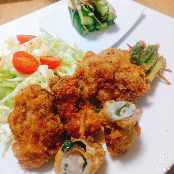 【料理だけ】一口ヒレカツの定食定番メニューレッスン