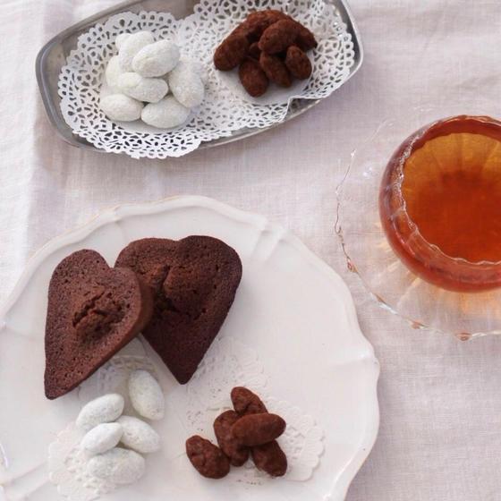 濃厚チョコフィナンシェ&アマンドショコラ