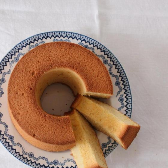 お菓子作りの基礎教室「米粉のシフォンケーキ」
