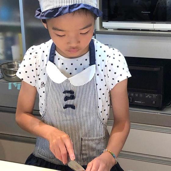 new!!子ども料理教室キンダーキッチン