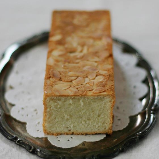 9月アーモンドケーキ