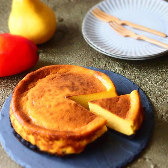 【お菓子】リクエストレッスン『マンゴーチーズケーキ』