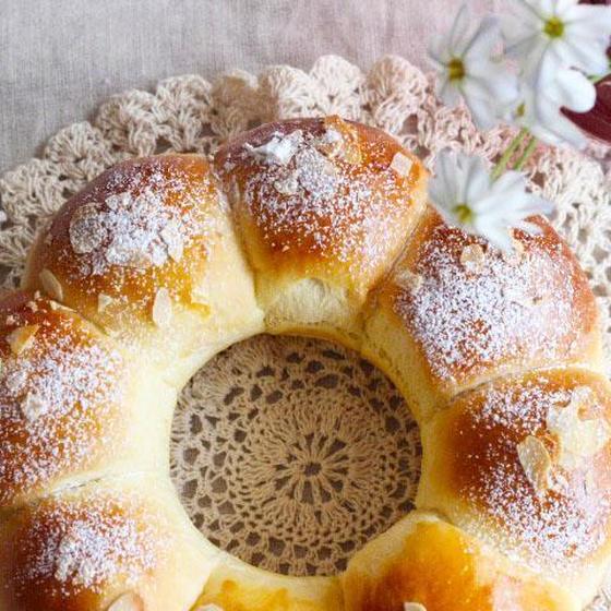 1からスタート 8種類のパンで基本をマスター
