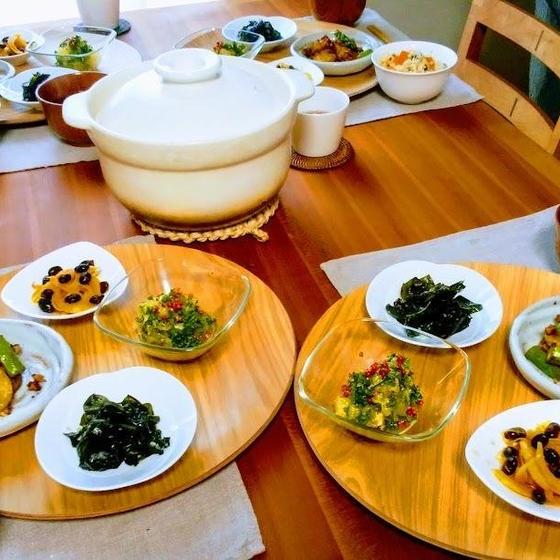 「夏の膳」~いつもの夏野菜でつくるテッパンおかず