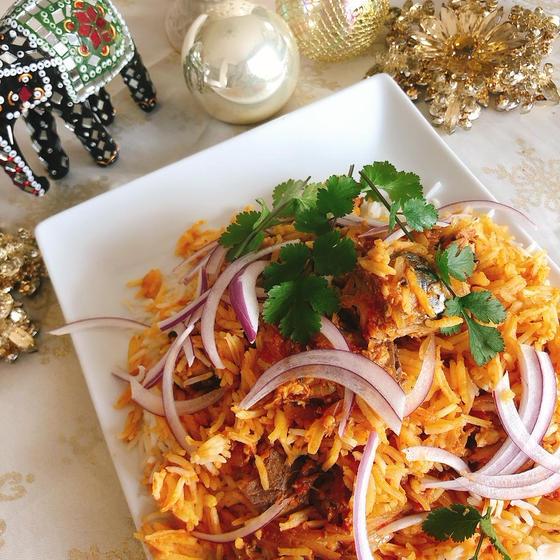 インド料理⭐️スパイスで免疫力UP!