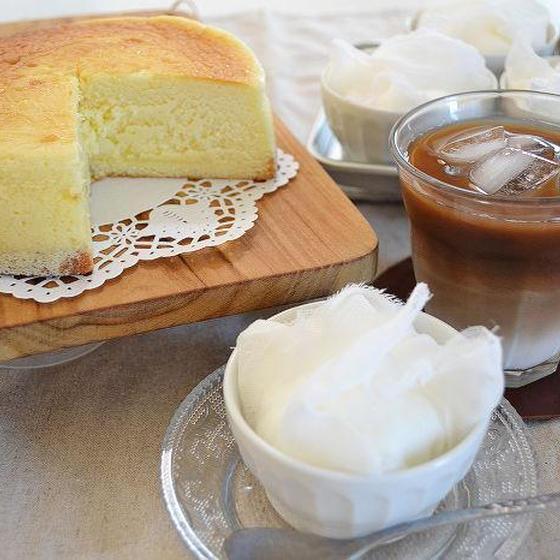 ・カマンベールのベークドチーズ×5号・クレームダンジュ