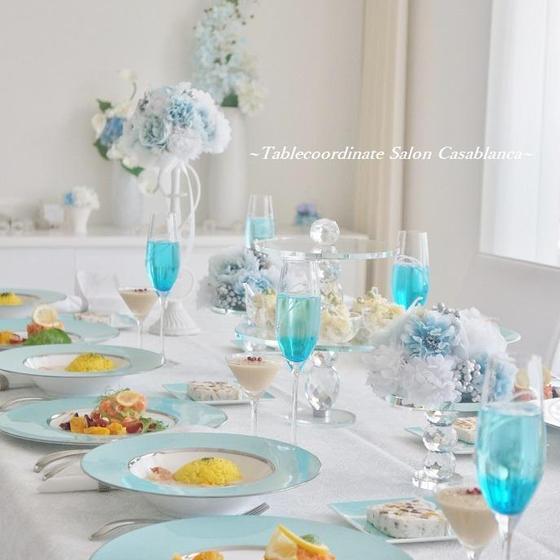 【1回完結型!】おもてなし料理&テーブルコーディネート♪