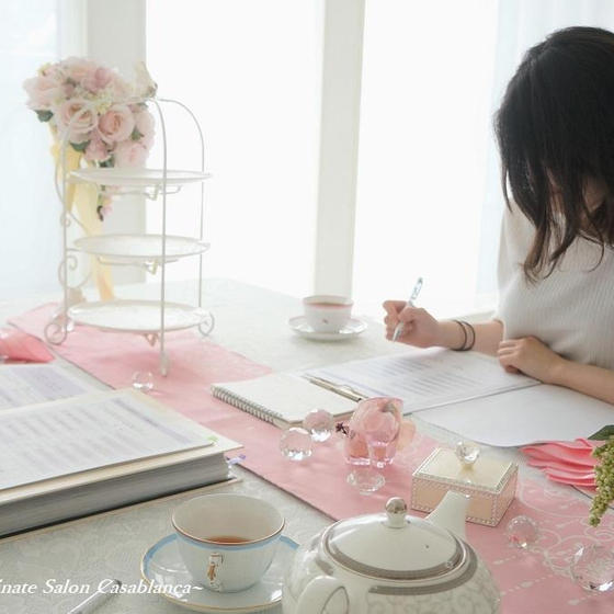 【体験レッスン】初めてのテーブルコーディネート♪